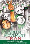"Image: Scan of front cover of ""The Green Movement in Iran"" book"